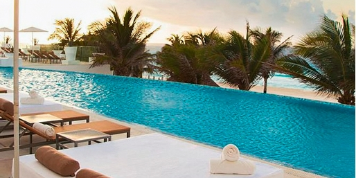 Riu Cancun 4-Night Retreat w/Meals, Drinks, Air, From $739