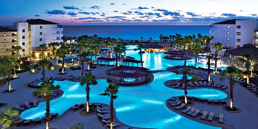 4.5-Star Secrets: Cancun Retreat from Dallas w/Meals, From $759