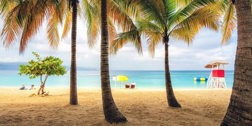 Jamaica: 4 Nts. at Beachfront Resort from FL, From $669