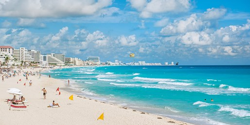 Cancun: 4.5-Star Oceanview Escape from FL, From $859
