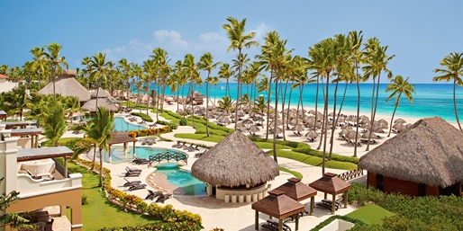 Punta Cana Upscale Family-Friendly Trip from Chicago, From $599