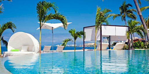 Puerto Vallarta Hilton All-Inclusive Trip w/Air, From $599