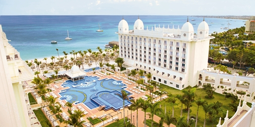 Aruba: Adults-Only 4-Star 'Riu' Vacation w/Air, From $1,009