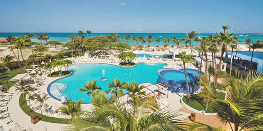 Adults Only: Cancun 4-Star 'Riu' Escape w/Air, From $669