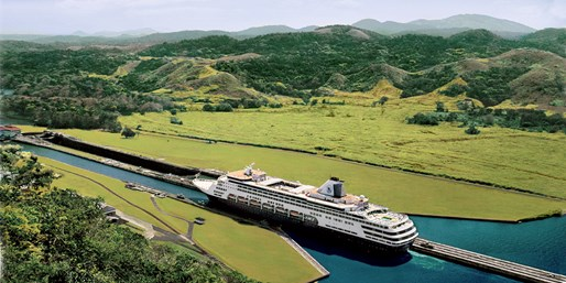 Panama Canal 15-Night Cruise on Holland America, From $799