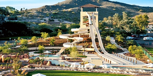 Travelzoo Deal: $99 -- Phoenix Family Escape to 4-Star Water Park Resort