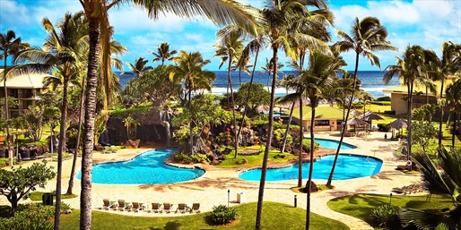 $399 -- Kauai 3-Night Oceanfront Escape for 2, Reg. $652
