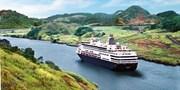 $2352 -- Panama Canal 19-Night Cruise Vacation w/Free Air