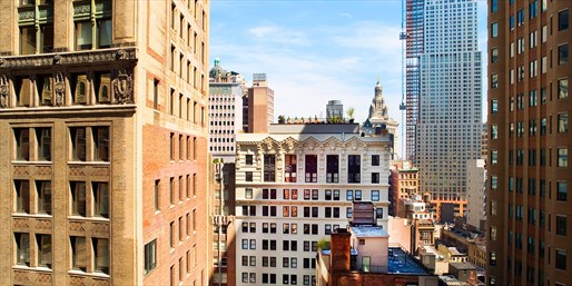 £86 -- New York 4-Star Hotel Stay near Wall Street, Save 60%