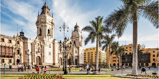 Latin America Fares on 'Best Airline,' R/T, From $346