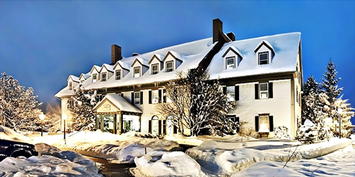 $99 -- Vermont: Culinary Escape w/Spa Extras, Save 40%