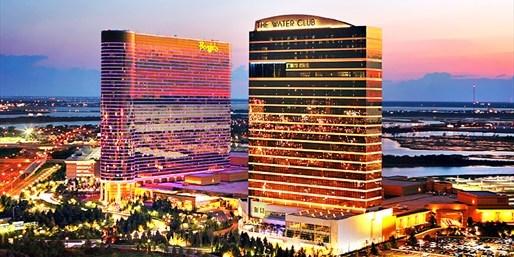 $199 -- Atlantic City: Luxe Borgata Escape w/$100 Spa Credit