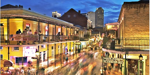 Travelzoo Deal: $89 – New Orleans Hotel near French Quarter w/$30 Credit
