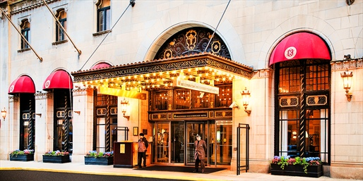 $89 -- Chicago 4-Star Escape w/Breakfast through Summer