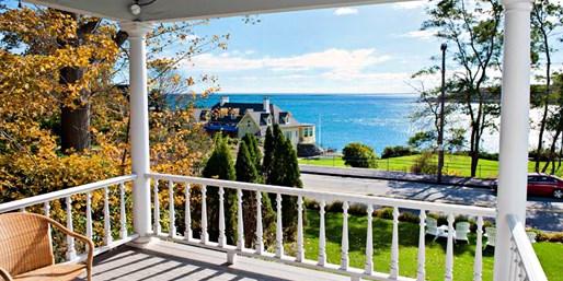 $105 -- Historic Maine Retreat incl. Breakfast, Save 40%