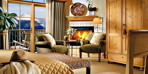 $99 -- Vail Valley: Luxe Lodge & Spa at Cordillera, 55% Off