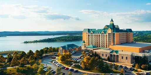 Travelzoo Deal: $149 -- Branson: Luxe 2-Night 'Castle' Retreat, Reg. $286