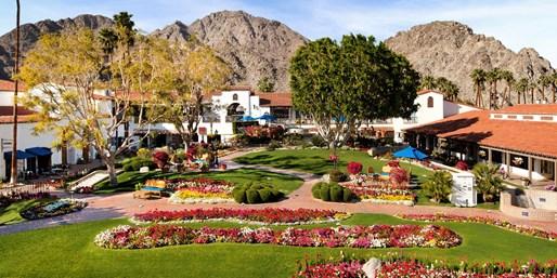 Travelzoo Deal: $159 -- Posh La Quinta Resort Palm Springs w/$50 to Spend