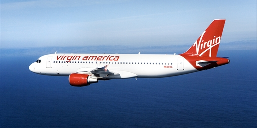 $59* & up -- Virgin America Fares into Fall from SF, One Way