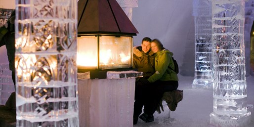 $245 -- Quebec City's Famous Ice Hotel Stay, Reg. $482