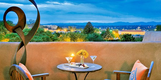 4-Star Santa Fe Inn into Peak Season, Reg. $334