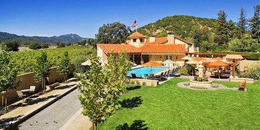 $169 -- Yountville: Luxe Napa Valley Lodge Stay, Reg. $295