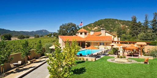 $179 -- Yountville: Luxe Napa Valley Lodge Stay, Reg. $285