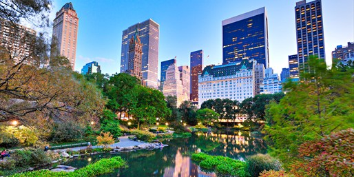 Travelzoo Deal: $299 -- NYC: 4-Star Midtown Suite into September, Reg. $482