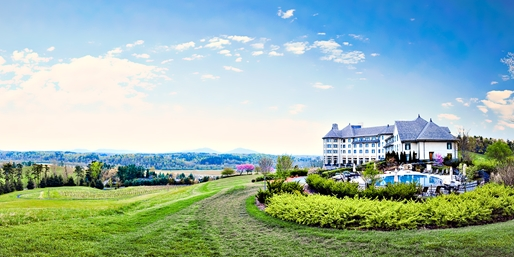Travelzoo Deal: $750 -- N.C.: Suite on Biltmore Estate, Reg. $1685