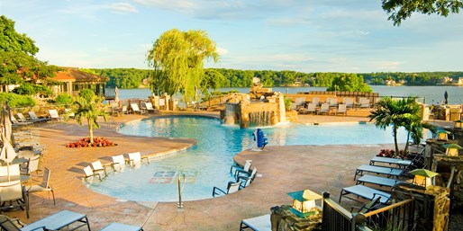 Travelzoo Deal: $129 -- Lake of the Ozarks Escape including Breakfast