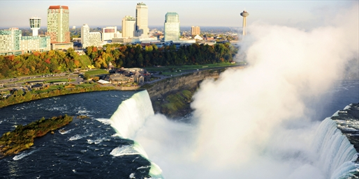 $71 -- Niagara 4-Star Marriott w/Breakfast & $40 Credit