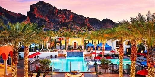 $156 -- Scottsdale Luxury Resort incl. Weekends, 50% Off