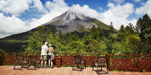 Costa Rica Tour w/Air, Hotels, Rafting & More, From $770