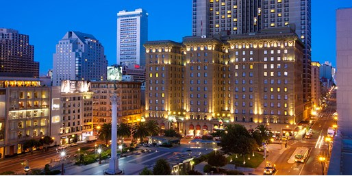 Weekends at 4-Star Union Square Westin, From Washington D.C.