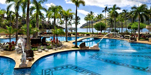 Hawaii 4 Star Kauai Beach Resort 110 Nt Savings Travelzoo Hot Pick Golastminute
