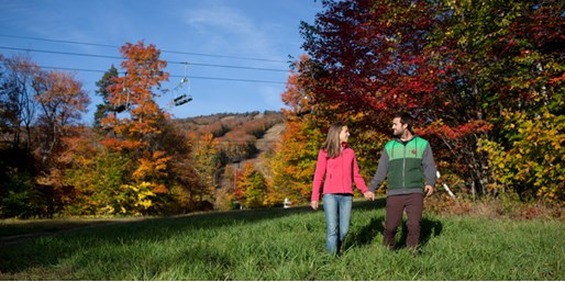 Vermont: Top-Rated Okemo Resort through Fall Foliage, From $99