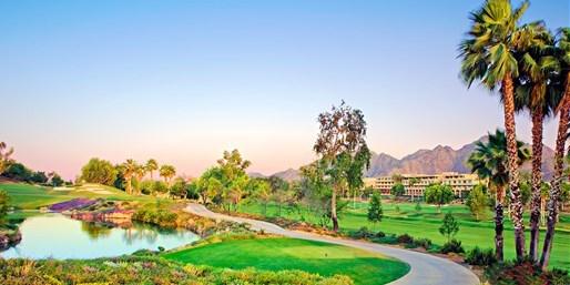 $95 -- Palm Springs: 4-Diamond Hyatt Resort, 60% Off