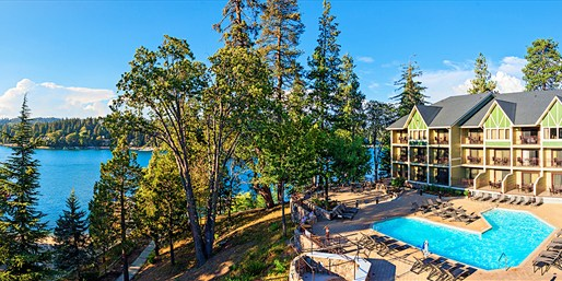 $115 -- Lake Arrowhead 4-Diamond Escape, Reg. $239