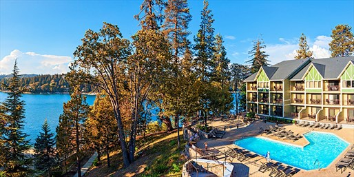 $129 -- Lake Arrowhead 4-Diamond Escape, $110 Off