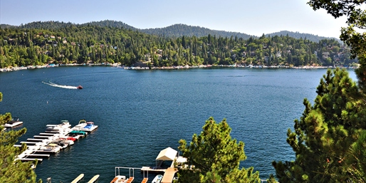 $119 -- Lake Arrowhead 4-Star Escape through May, 55% Off