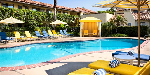 Santa Barbara Hotel Near the Beach Under $200