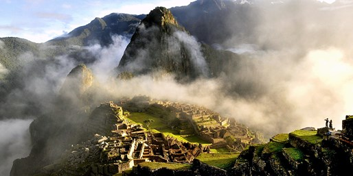 Flights to Peru, R/T, From Washington D.C.