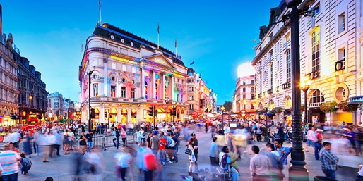 £179 -- London: West End Hotel Stay w/Breakfast, Save 47%
