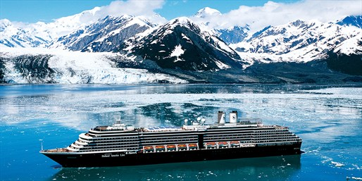$720 -- Oceanview: Alaska 7-Night Cruise incl. $275 Credit