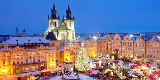 £139pp -- Prague Christmas-Market Break w/BA Flts, Save 47%