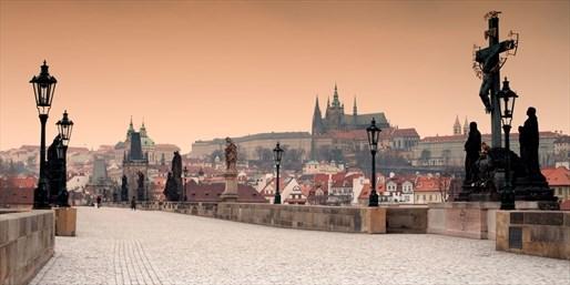 £136pp -- Prague City Break w/BA Flights, Save 47%