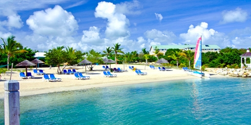 £939pp -- Antigua: All-Inclusive Deluxe Holiday, Save 53%