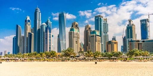 £499pp & up -- 5-Star Dubai Breaks, Save up to £453