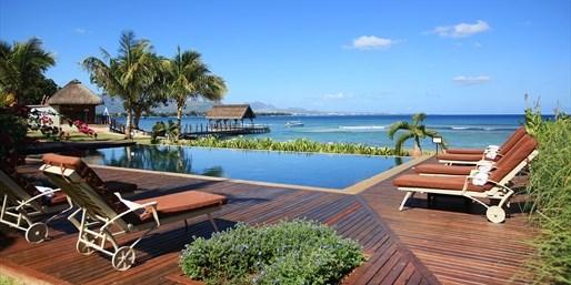 £1299pp -- All-Inc 5-Star Mauritius & Dubai Escape, £700 Off