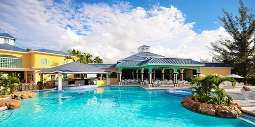 £1099pp -- All-Inc Jamaica Holiday w/Ocean-View Upgrade